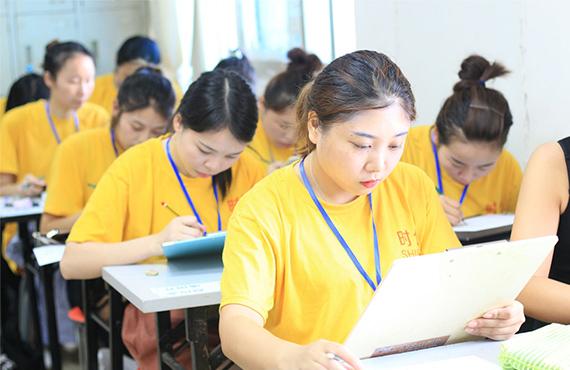 我校2017年深圳市职业资格技能鉴定考试圆满完成
